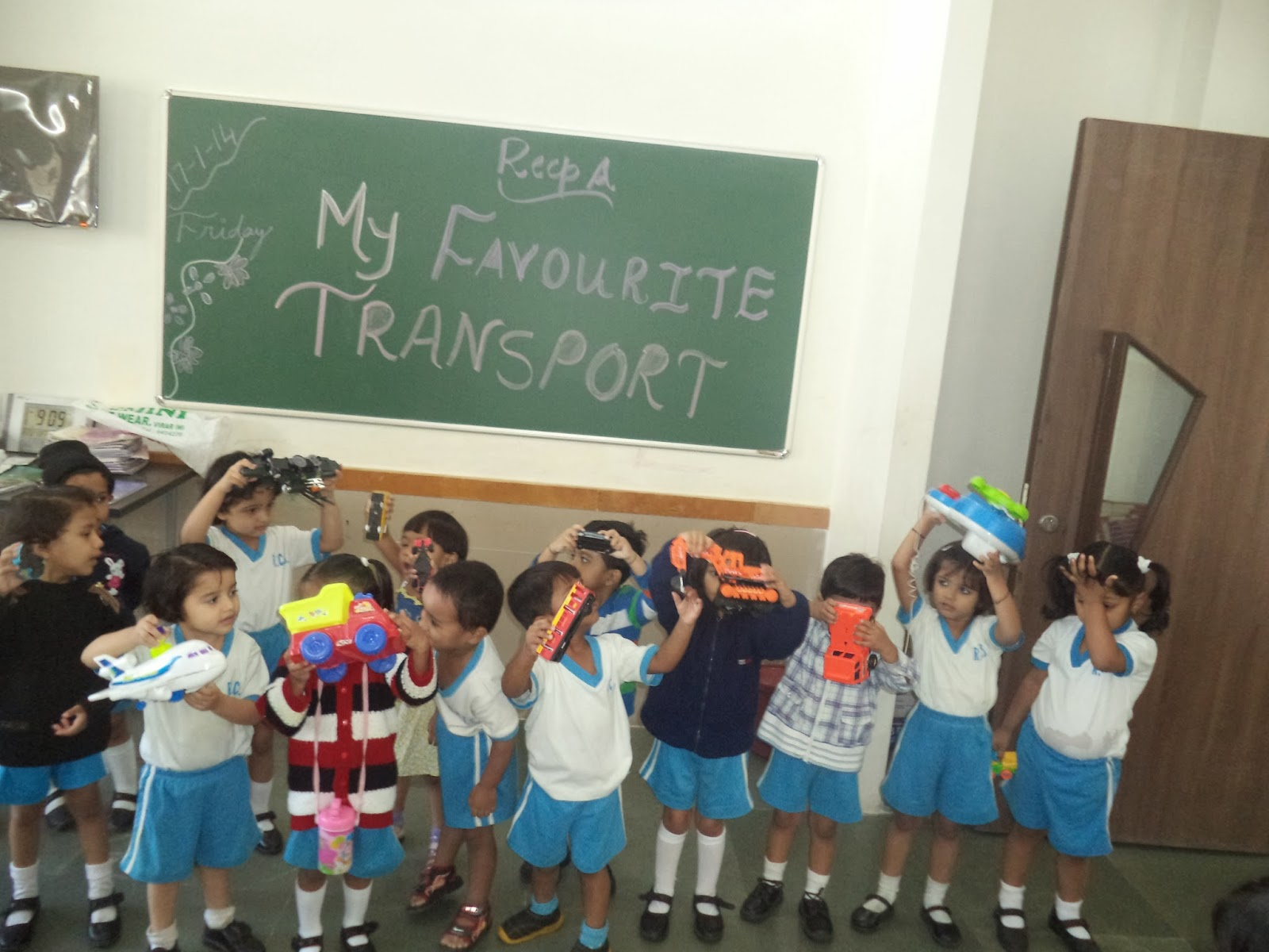Nursery Show And Tell Transport The Rustomjee Cambridge Diaries