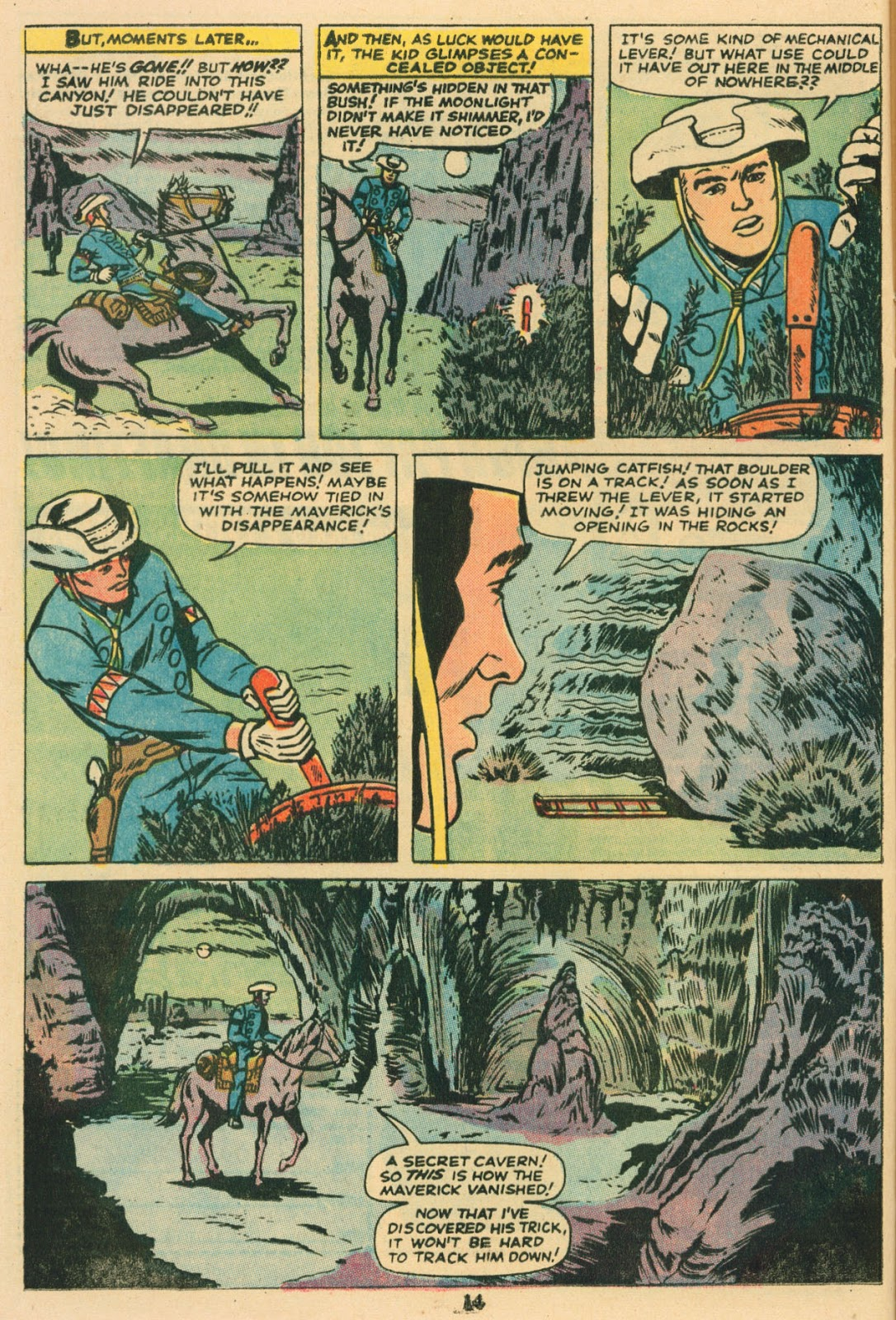 The Rawhide Kid (1955) issue 117 - Page 9
