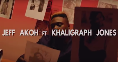 Video Jeff Akoh ft Khaligraph Jones - Halima