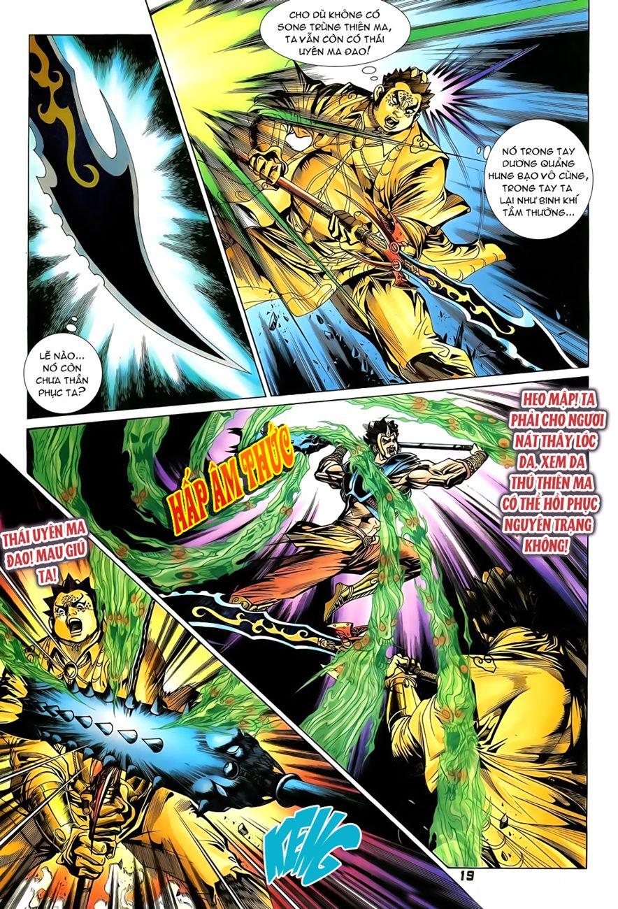 Đại Đường Uy Long chapter 79 trang 26