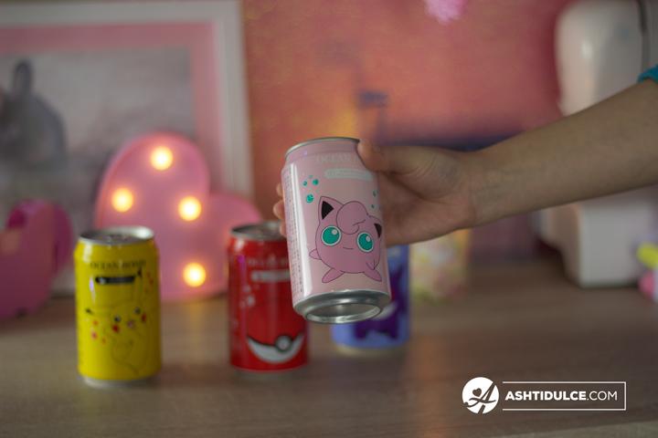 bebidas de pokémon