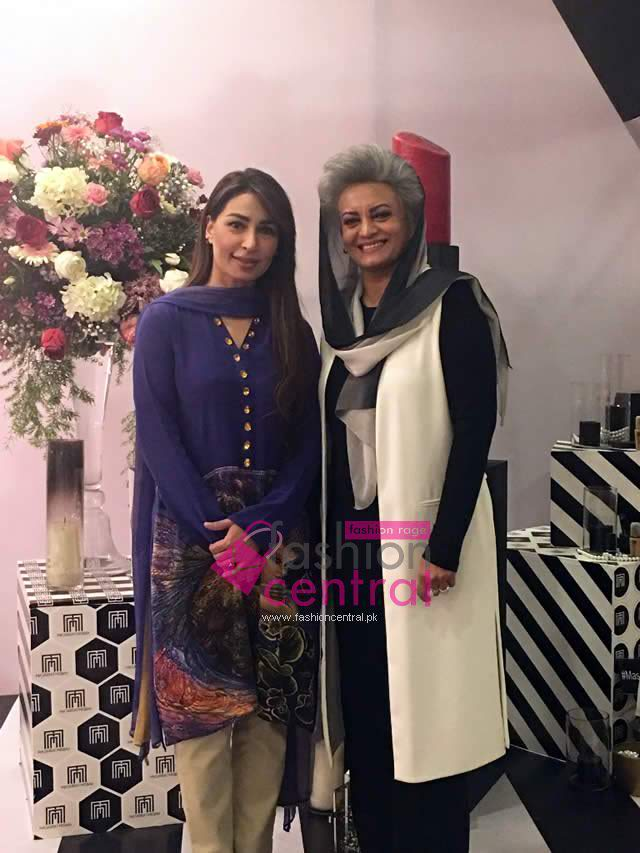 Massarat Misbah Makeup Celebrated Its Anniversary In Lahore