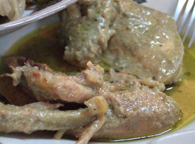 Resep Dan Cara Memasak Opor Ayam Kering