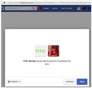 cara mengatasi spam fb