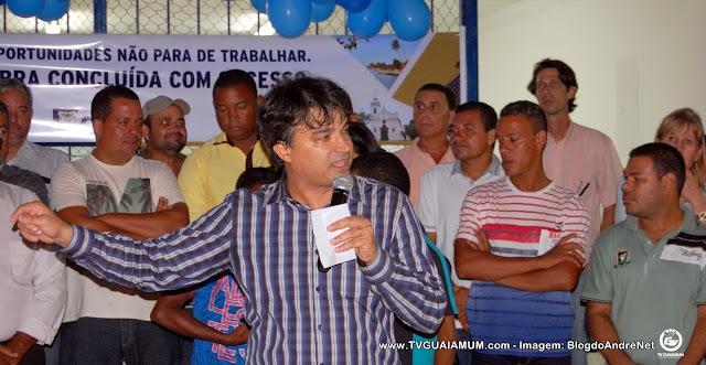 Prefeitura de Goiana entrega UBS de São Lourenço