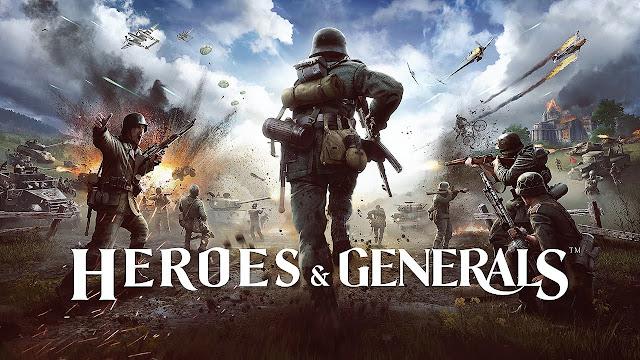 Heroes & Generals el mejor juego masivo gratuito de la 2º guerra mundial