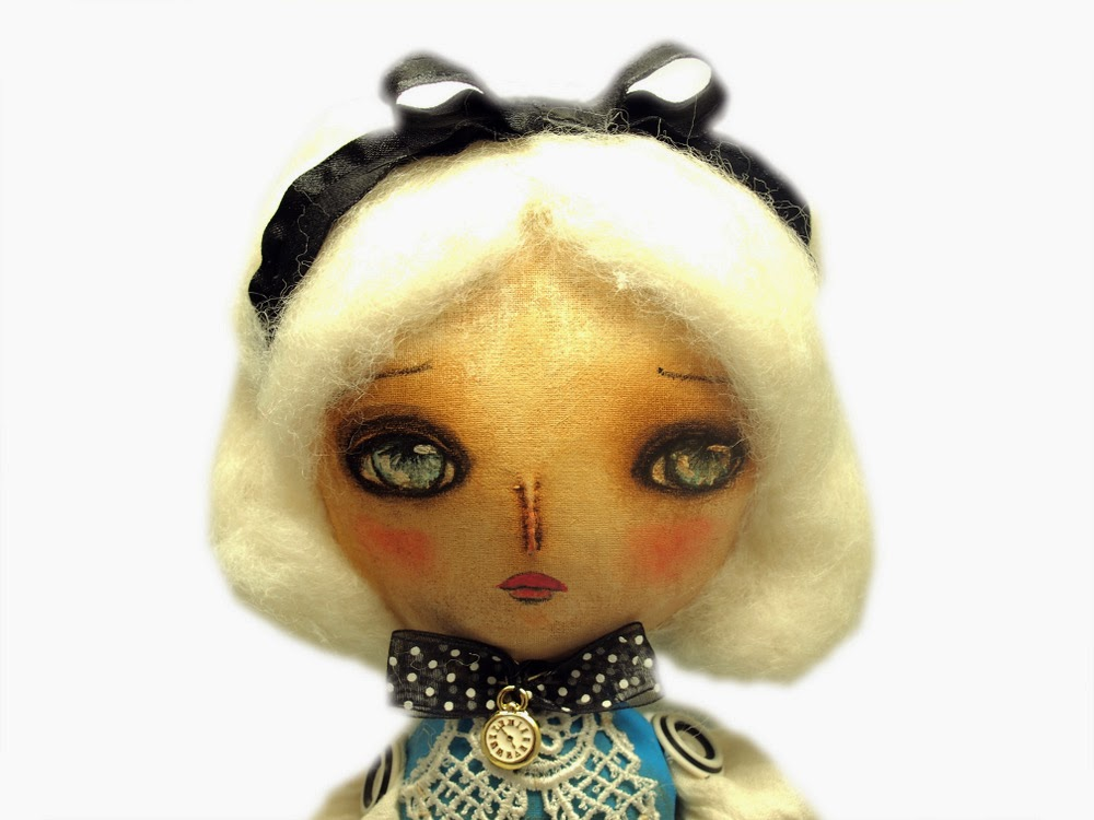 See more of this beautiful doll on my online shop, danitaart.com