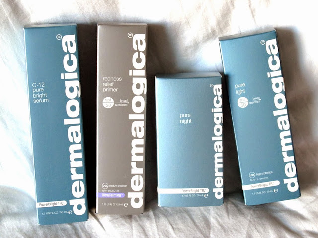Dermalogica skincare | beauty blog