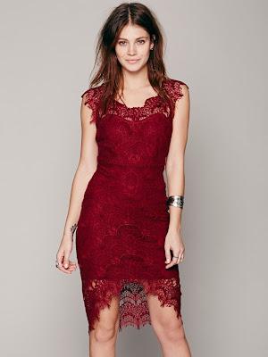 ideas de Vestidos Rojos Cortos
