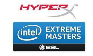 HyperX Equips Intel Extreme Masters Season 12 with HyperX Gears