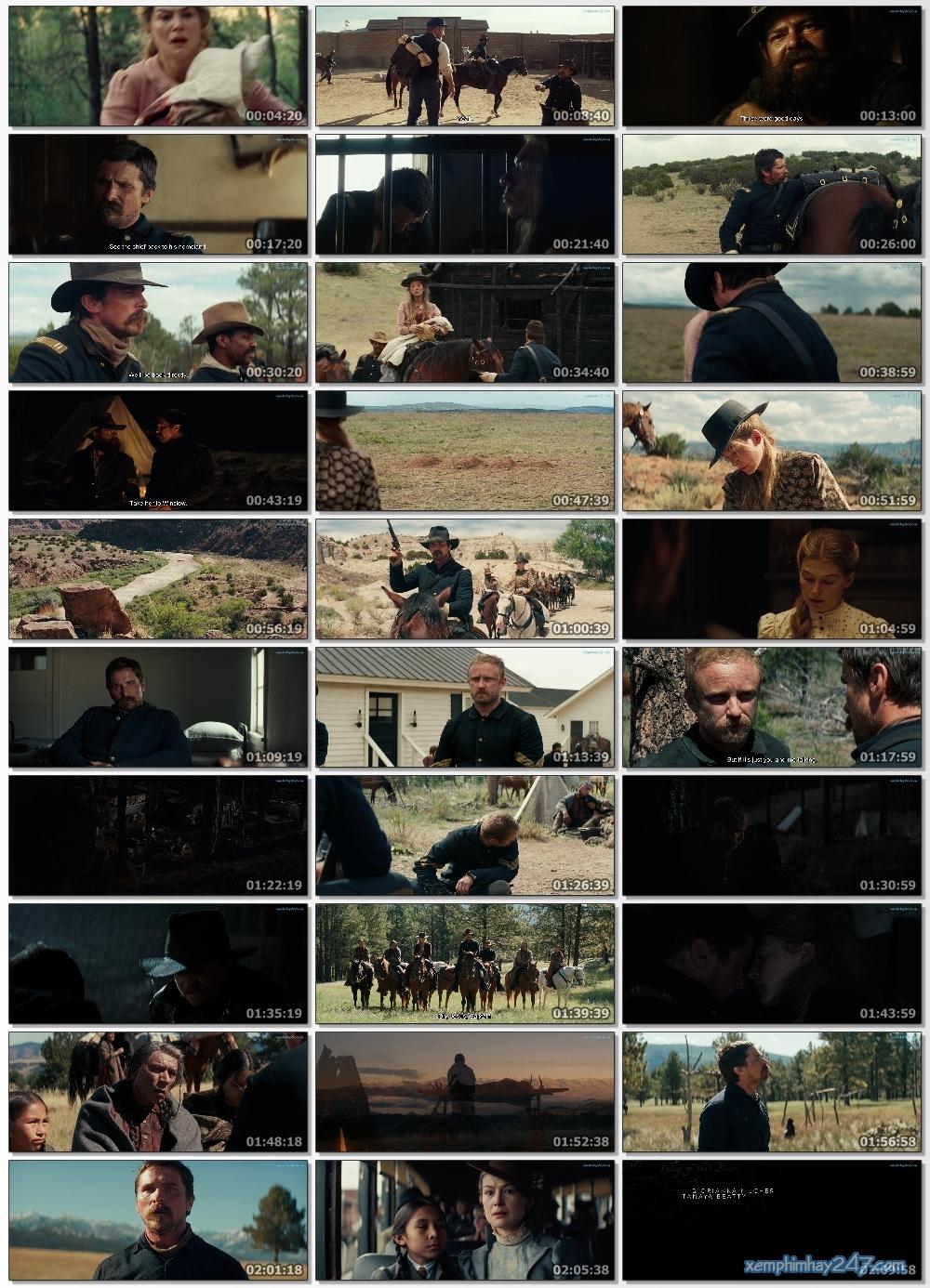 http://xemphimhay247.com - Xem phim hay 247 - Kẻ Thù Địch (2017) - Hostiles (2017)