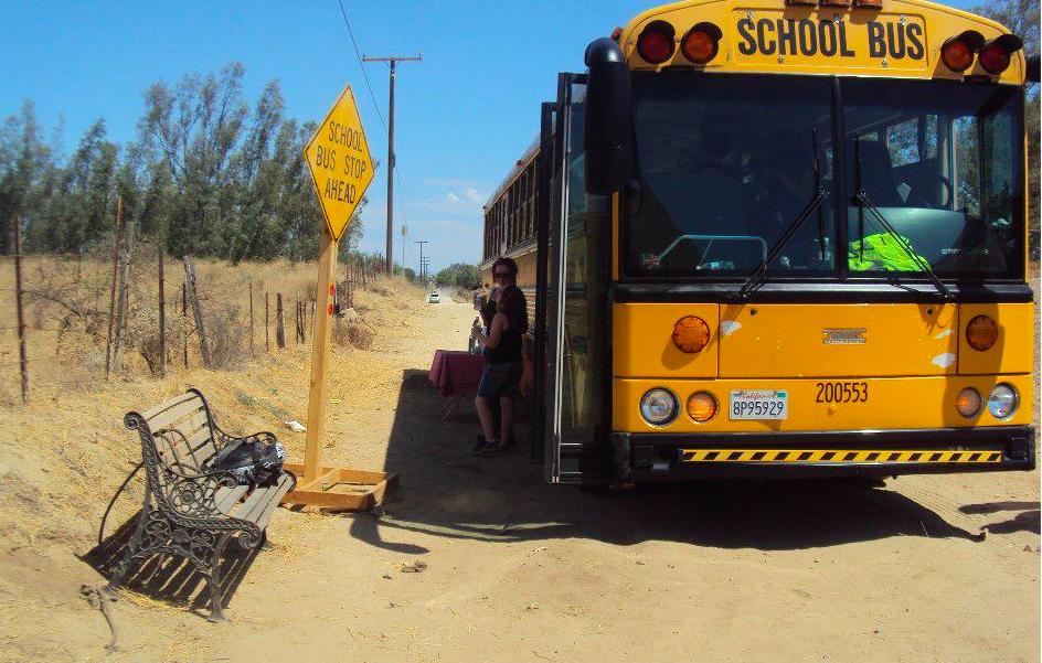 Bus Sexy Film