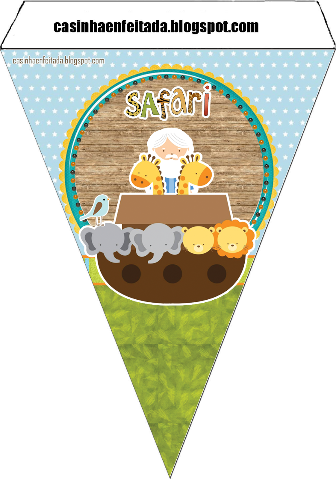 Baby Safari Free Printable Mini Kit