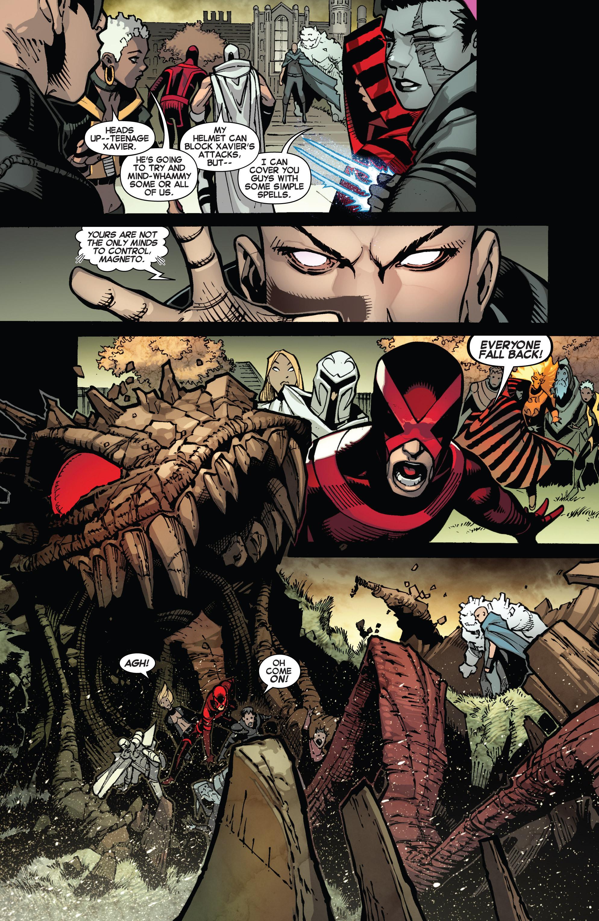 Read online Uncanny X-Men (2013) comic -  Issue #13 - 11