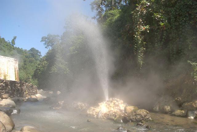 West Java Tourism Promotion: Cisolok hot spring