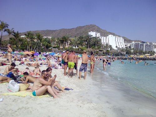 spiagge per giovani canarie