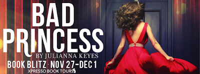 Bad Princess Book Blitz banner