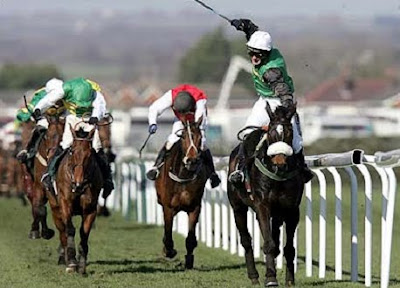 Numbersixvalverde Wins the 2006 Grand National