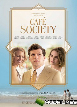 Capa do Filme Café Society