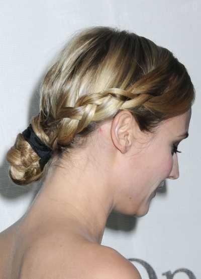 Roman Braid Hairstyles Rockabilly Hairstyles