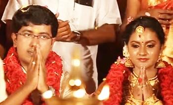 Sandra + Neeraj Wedding Highlights