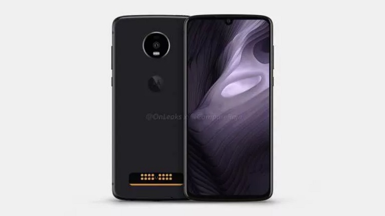 Moto Z4 Play to Sport U-shaped Notch, SD 675, and 48MP Camera