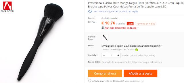 BROCHAS DE MARCA ALIEXPRESS