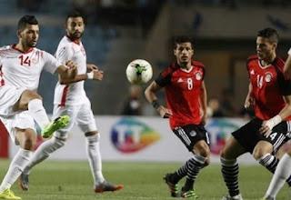 منتخب مصر يخوض اختباراً صعباً اليوم في مواجهته لمنتخب تونس اليوم الجمعة 16-11-2018 ضمن منافسات الجولة الخامسة بالمجموعة العاشرة فى التصفيات المؤهلة لبطولة كأس الامم الافريقية 2019.
