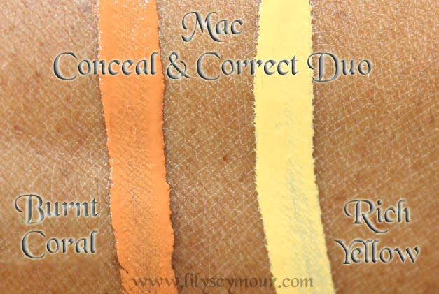 Mac Conceal & Correct Duo in Burnt Coral