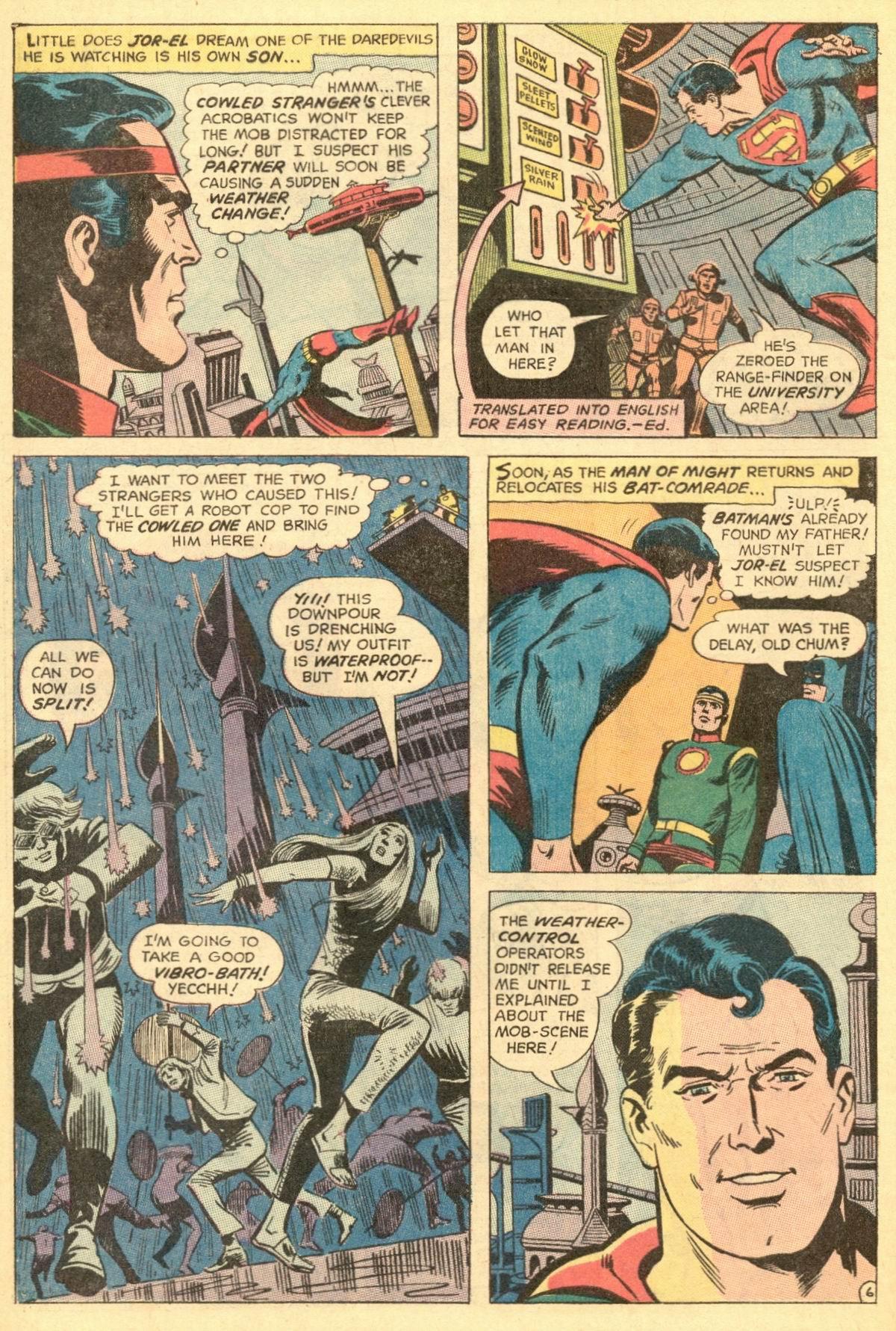 Read online World's Finest Comics comic -  Issue #191 - 8