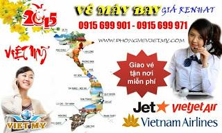 Vé máy bay đi Đà Lạt giá rẻ 2014