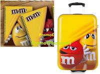 Logo Con M&M's : vinci 64 Trolley e un regalo sicuro per tutti