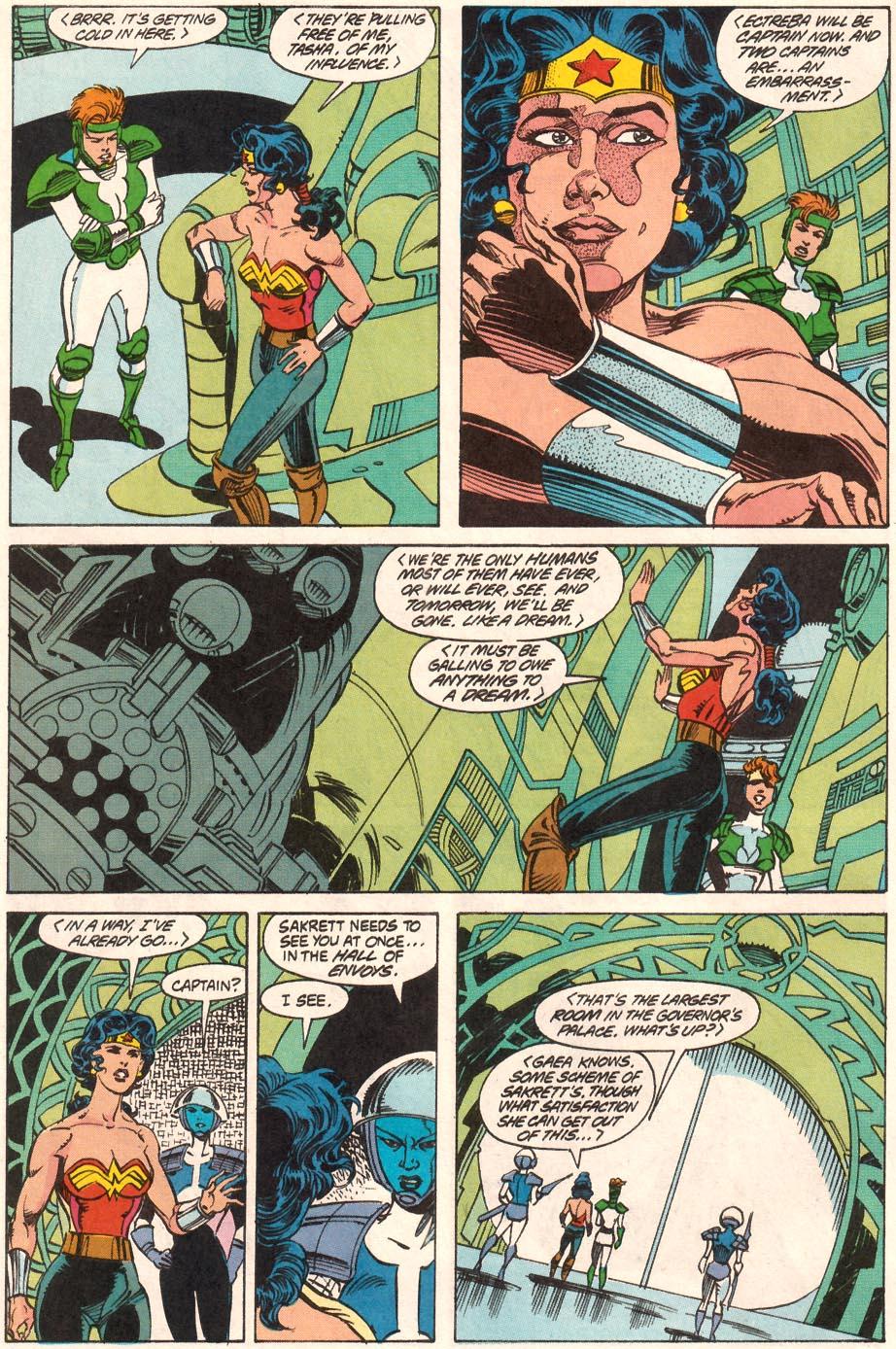 Read online Wonder Woman (1987) comic -  Issue #71 - 15