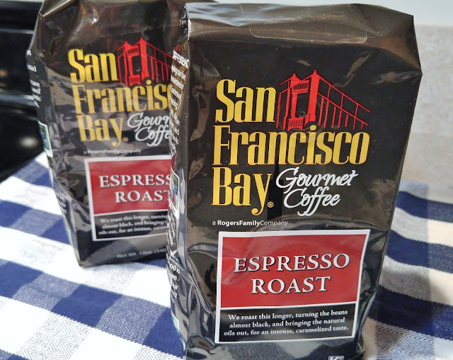 SF Bay Gourmet Espresso Roast was my choice #giveaway