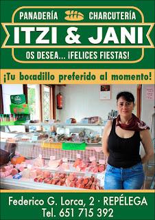 Panadería Charcutería Itzi & Jani