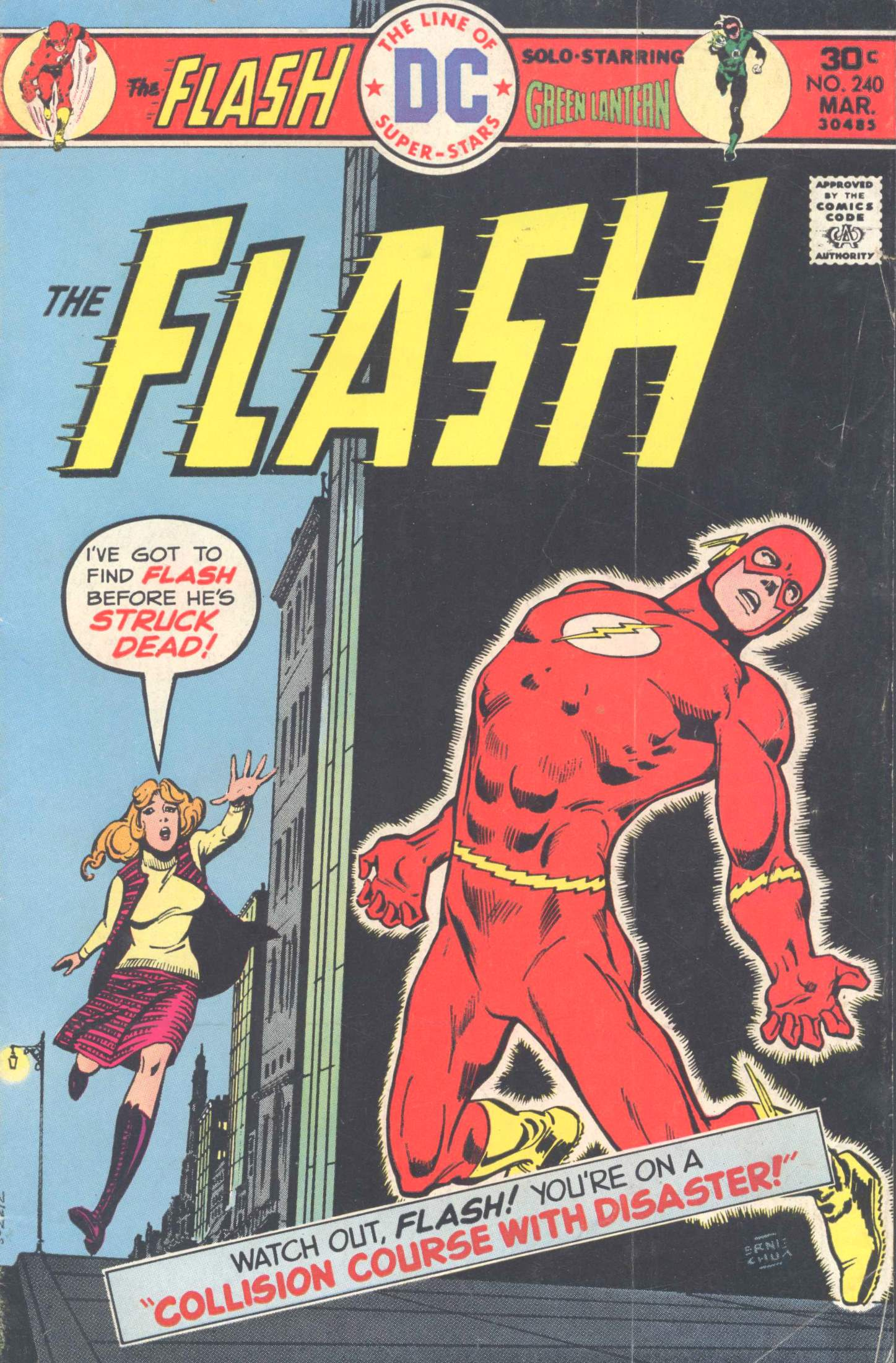 The Flash (1959) 240 Page 1