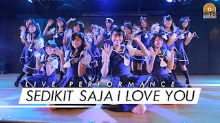 Lirik : JKT48 - Sedikit Saja I Love You