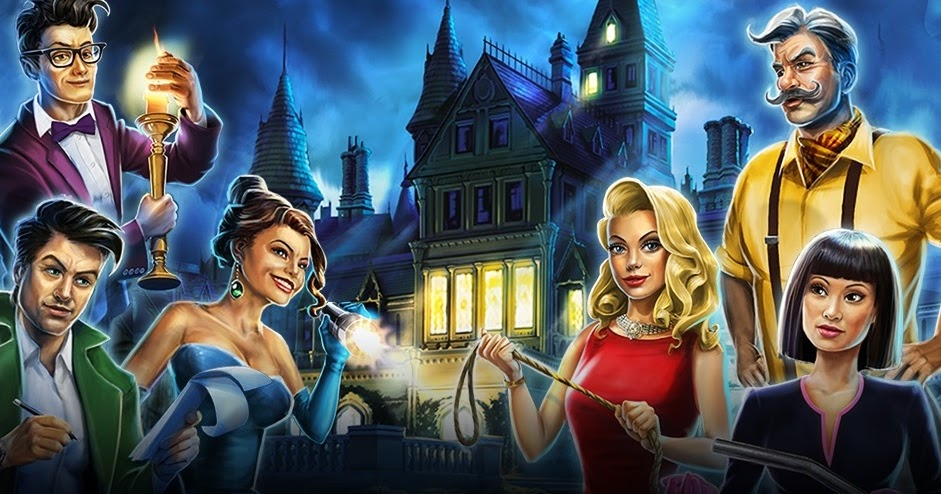 CLUEDO Receives A Switch Release With An Exciting Sherlock