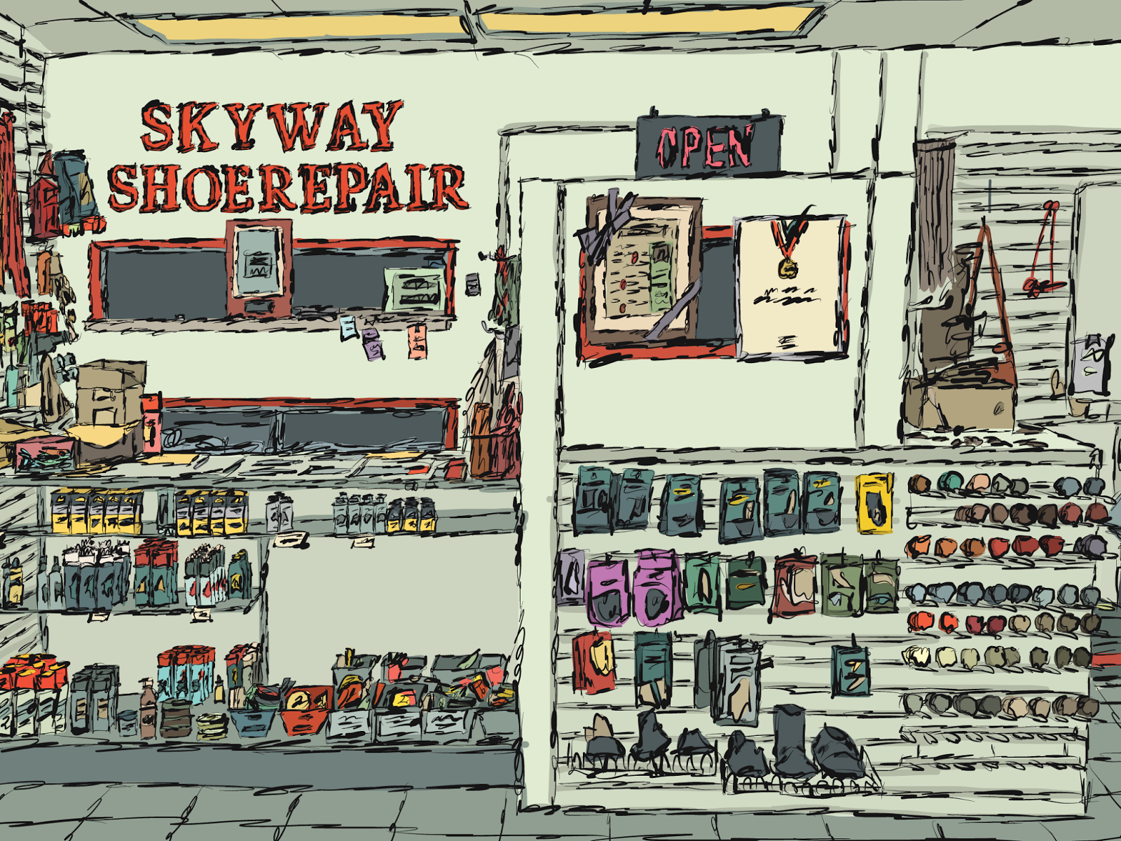 Skyway Shoe Repair