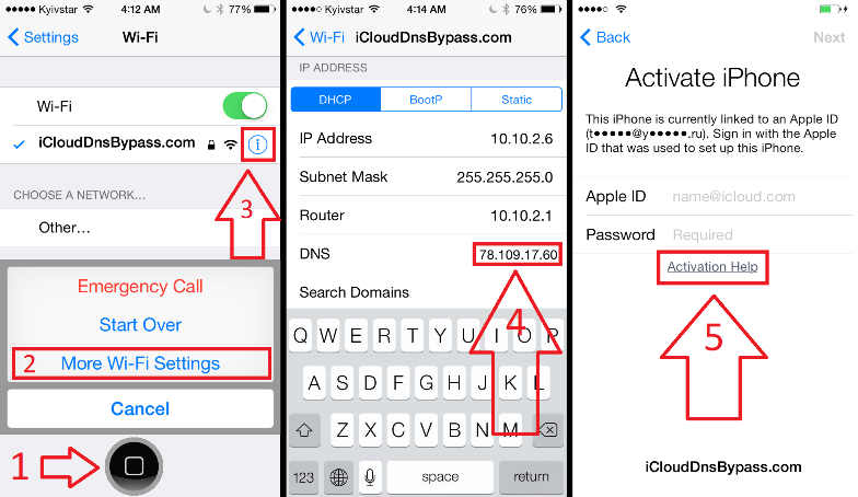 how to bypass activation on iphone 5 bypass dns icloud activation lock anything about 19869