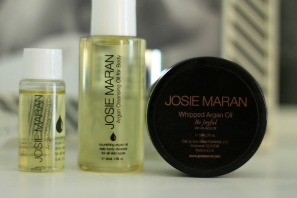 Josie Maran Argan oil review