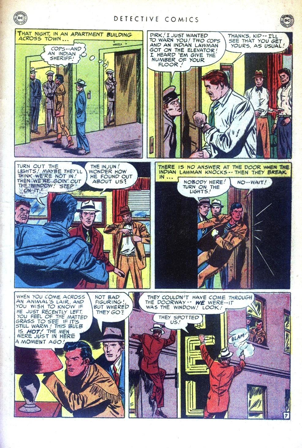 Read online Detective Comics (1937) comic -  Issue #169 - 45