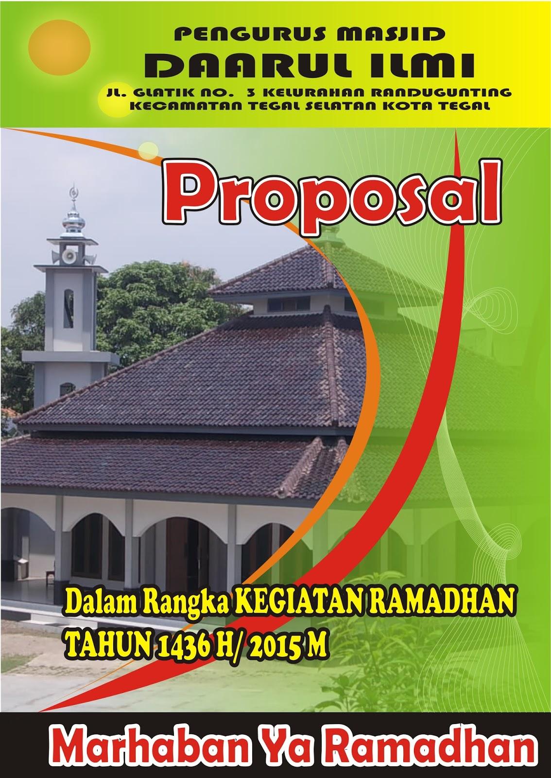 91 Download 5 Contoh Proposal Kegiatan Pdf