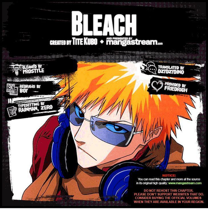 Bleach Ch.661: My Last Word