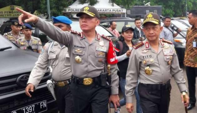 Kapolda Metro Jaya Nyatakan Siap Tangkap Rizieq Shihab jika Dibutuhkan