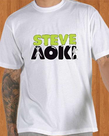 My Blog: スティーブ青木 シャツ Steve Aoki T-S...  スティーブ青木