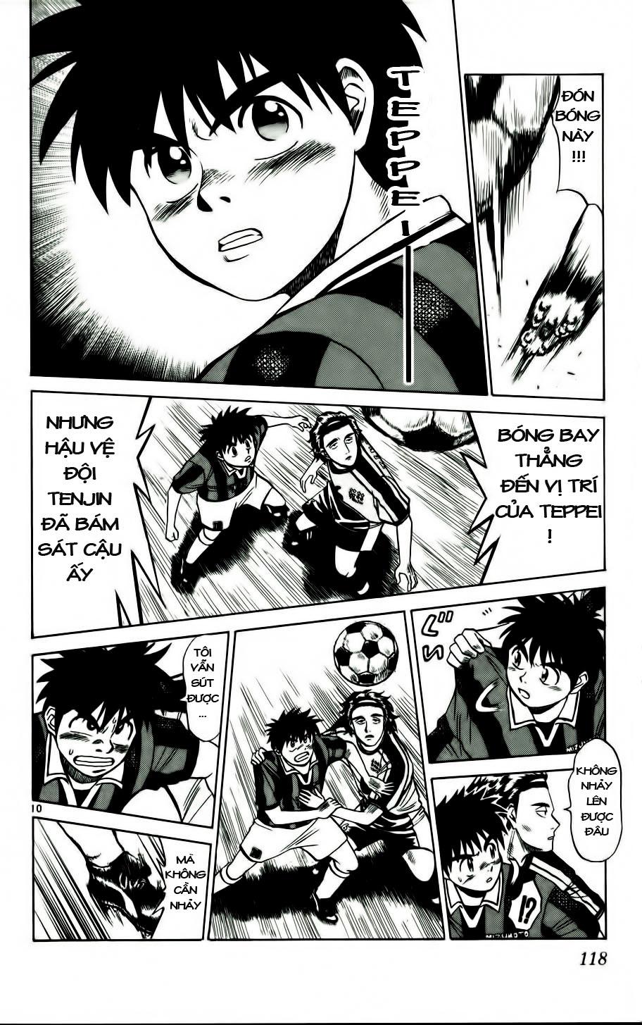 Fantasista chap 14 trang 10