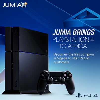 JUMIA brings PlayStation 4 to Africa