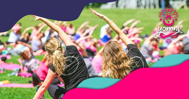 Yomni événement yoga Fondation cancer du sein Québec