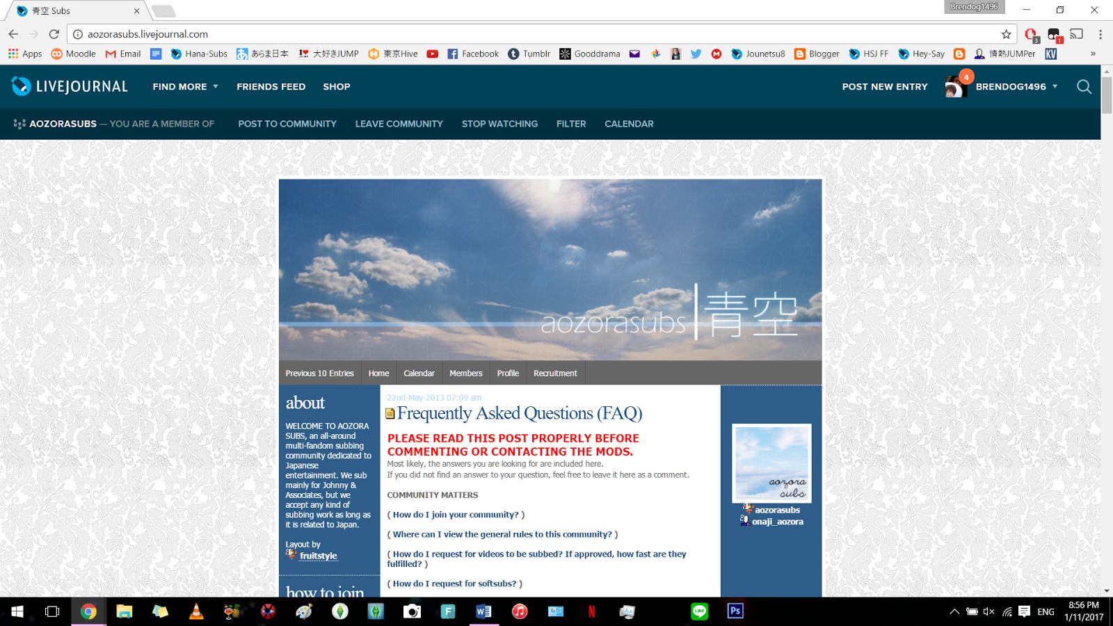 join livejournal - HD 1600×900